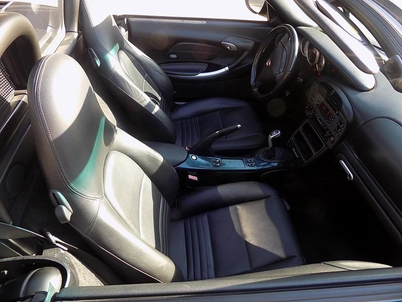 Porsche Boxster 2003 price $10,995
