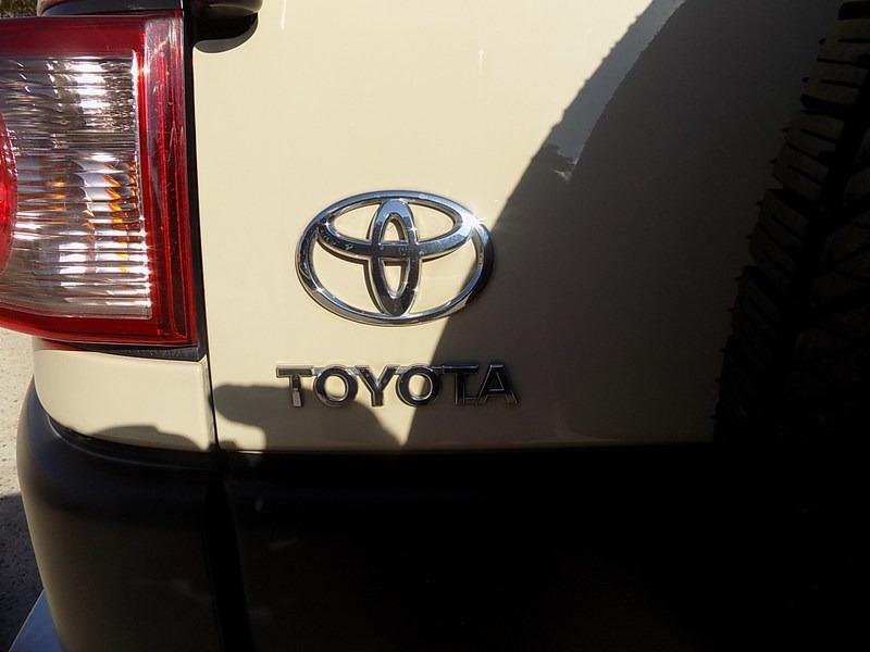 Toyota FJ Cruiser 2008 price $14,995 Cash
