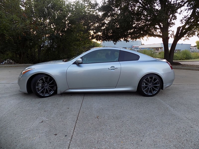 Infiniti G37 Coupe 2008 price $9,495