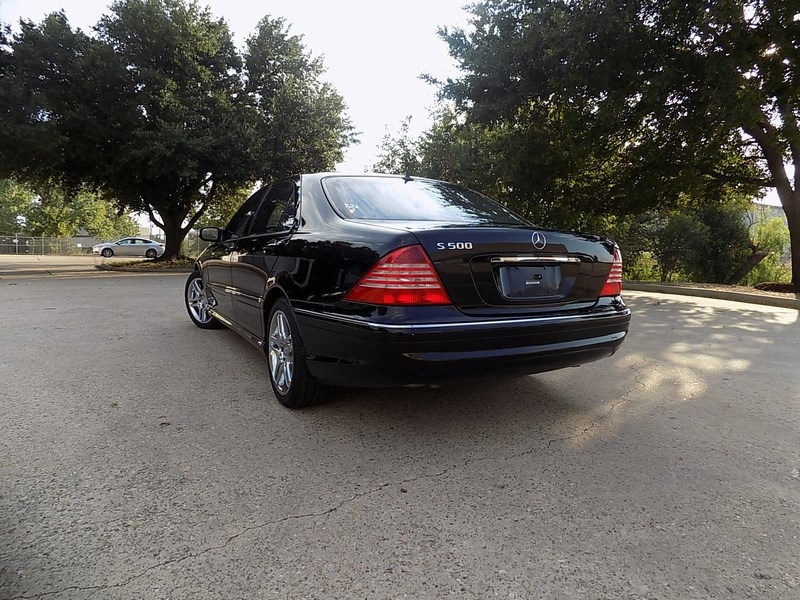 Mercedes-Benz S-Class 2006 price $8,995