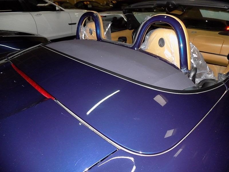 Porsche Boxster 2000 price $10,995