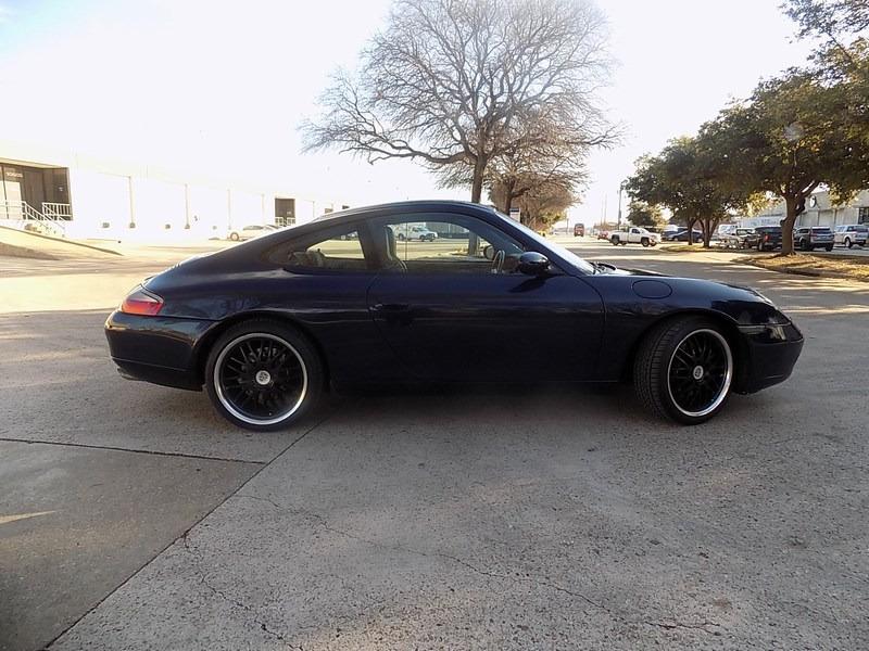 Porsche 911 Carrera 1999 price $16,995
