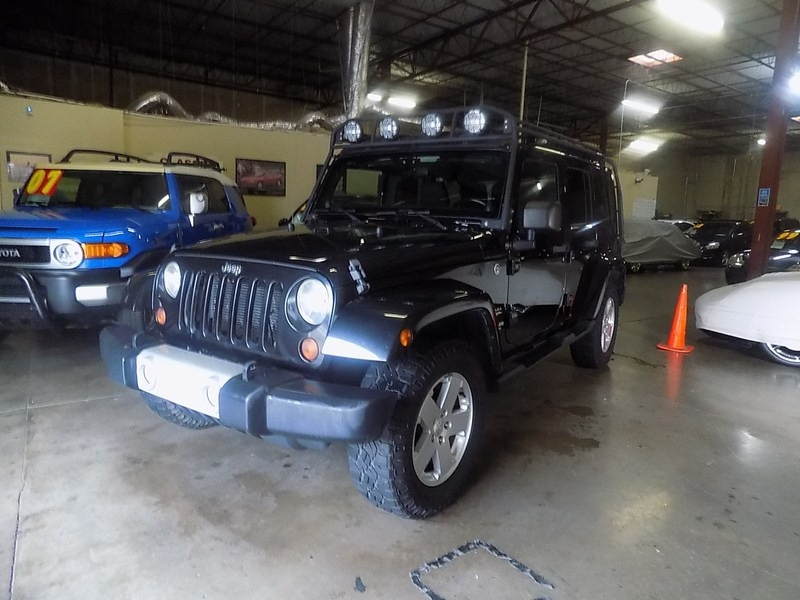 Jeep Wrangler Unlimited 2012 price $20,995 Cash