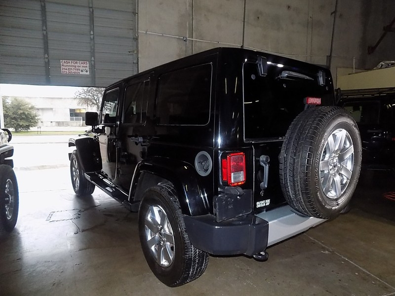 Jeep Wrangler Unlimited 2012 price $16,995 Cash