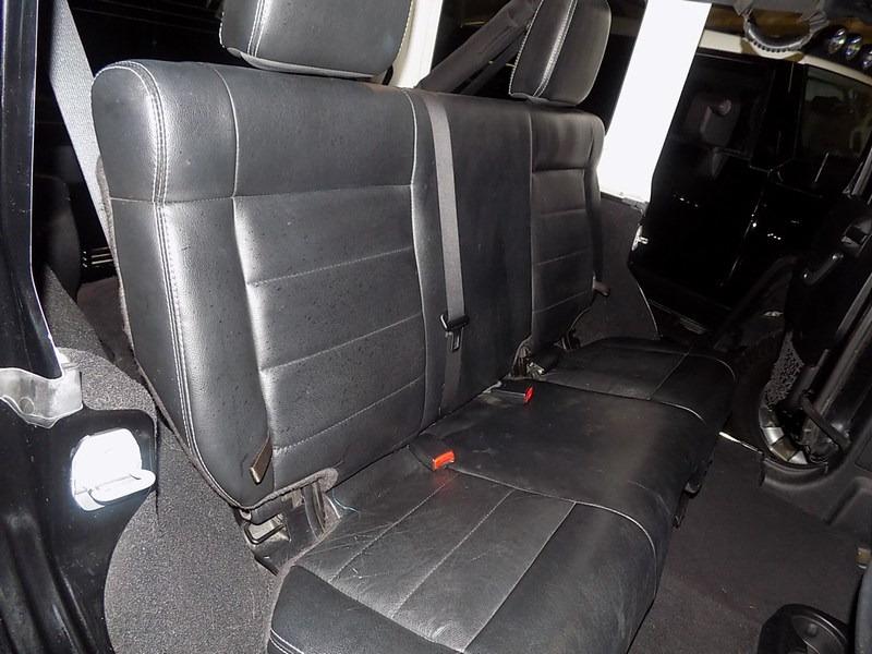 Jeep Wrangler Unlimited 2012 price $16,995