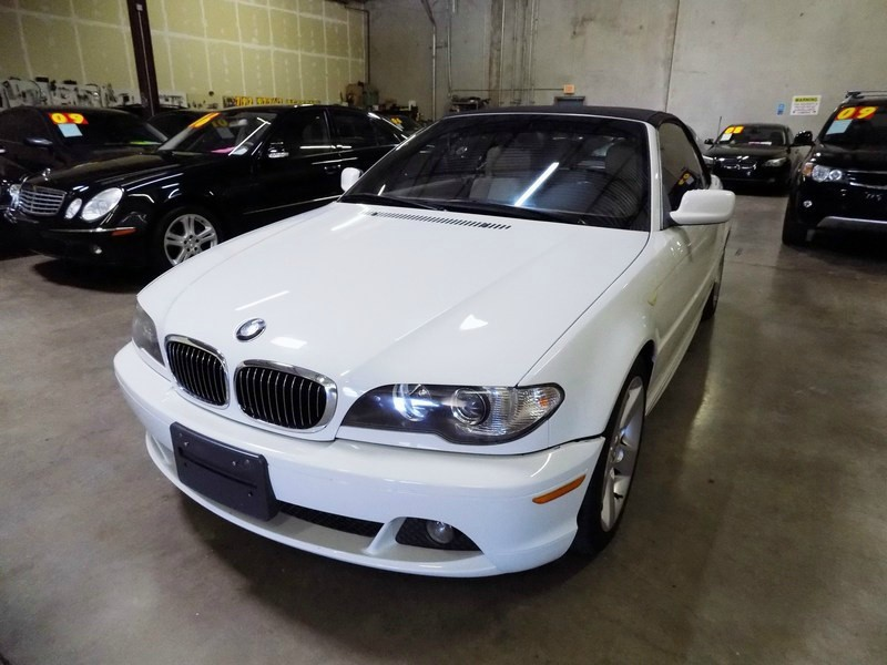 BMW Ci Convertible AUTO K Inventory Classic - Bmw 3 series 2006 price