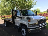 GMC C4500 14' Flat Bed 1-Owner 2004