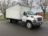 GMC C7500 26' Box with Lift Gate 2007