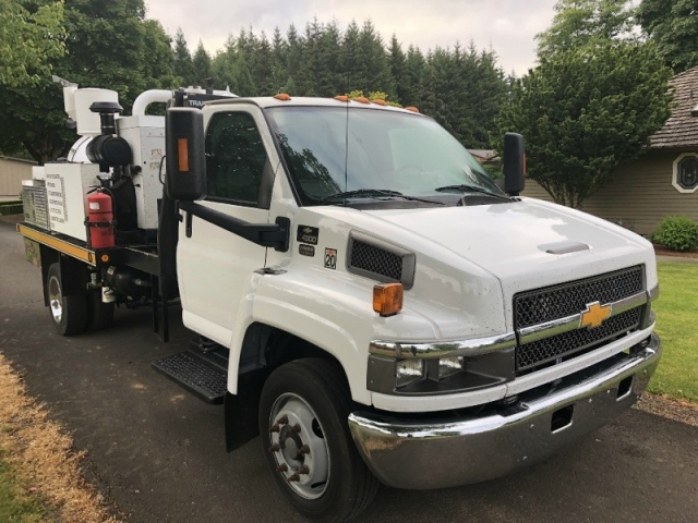 2008 Chevrolet C4500 Air/Vac Excavation System