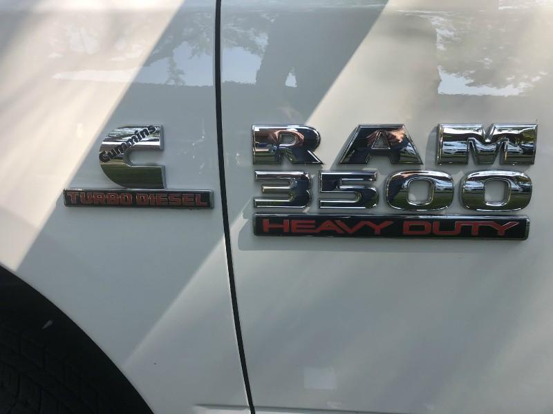 RAM 3500 2013 price $33,900
