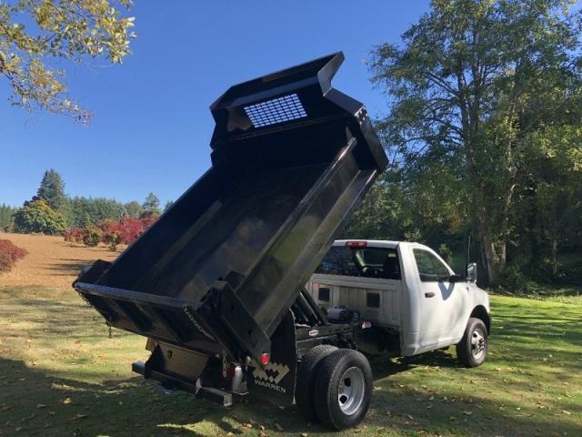 2014 RAM 3500 New 3/4 Yard Dump 4x4