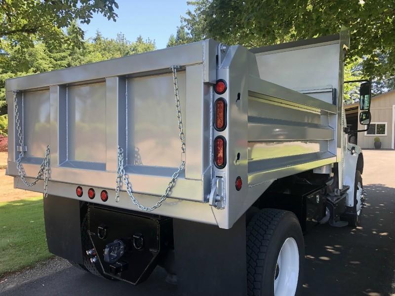 Freightliner 8 Yard Dump 2012 price $59,900