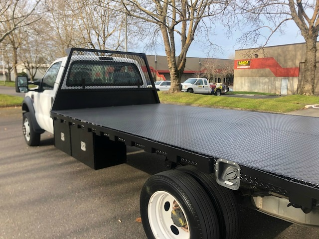 Ford Super Duty F-450 16' Flatbed 2008 price $19,900