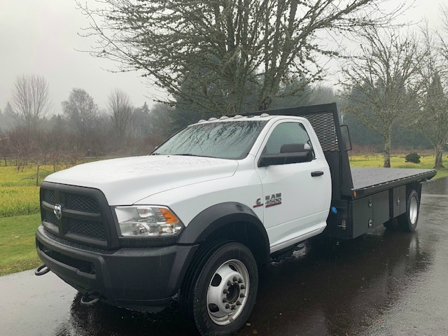 RAM 4500 16' Flatbed Cummins Diesel1-Owner 4x4 2015 price $0