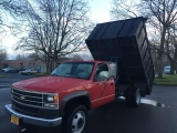 Chevrolet 3500 New 12' Dump Body 1992