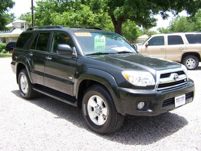 2006 Toyota 4runner 4dr Sr5 V8 Auto Inventory Busy B Auto Sales