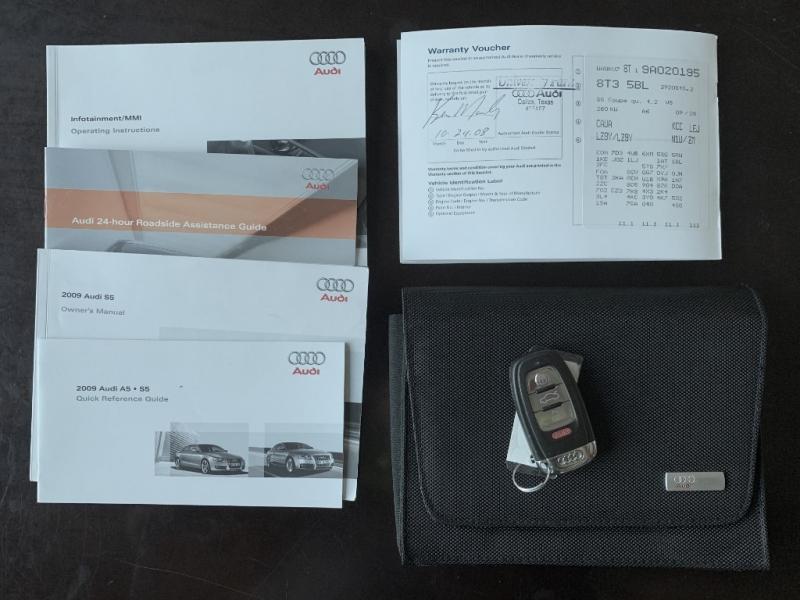Audi S5 2009 price $13,950