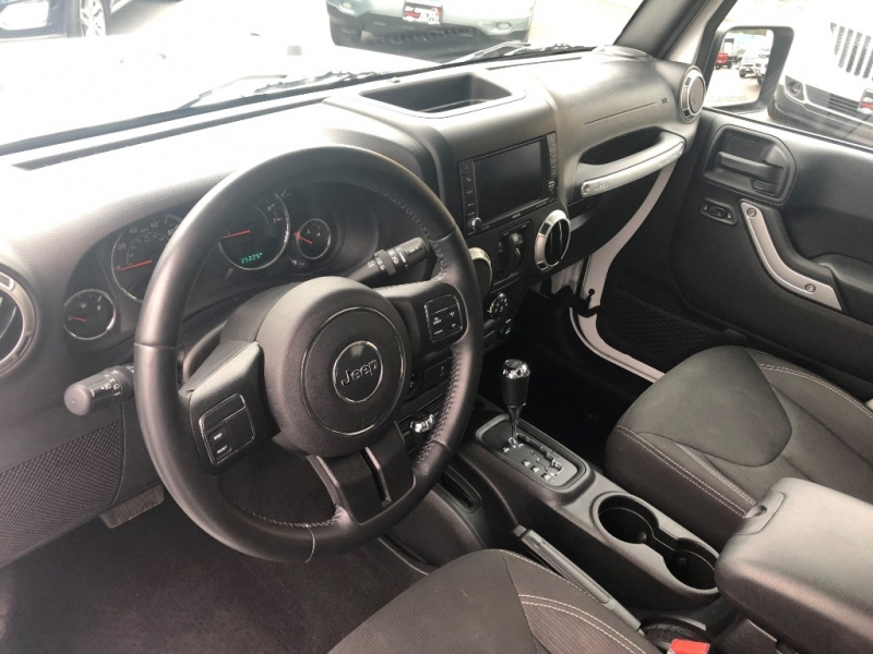 Jeep Wrangler JK Unlimited 2018 price $31,950