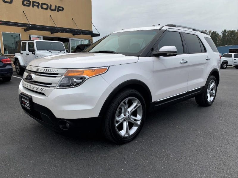 Ford Explorer 2013 price $18,950