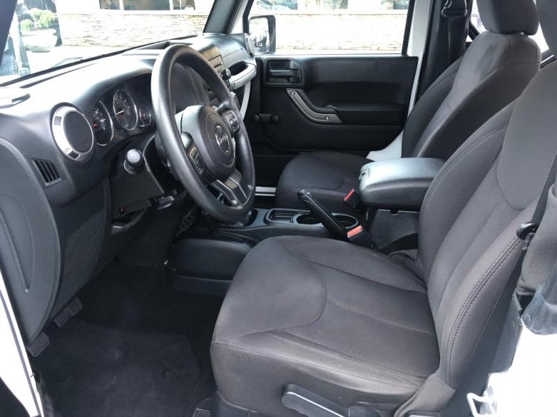 Jeep Wrangler 2015 price $22,500
