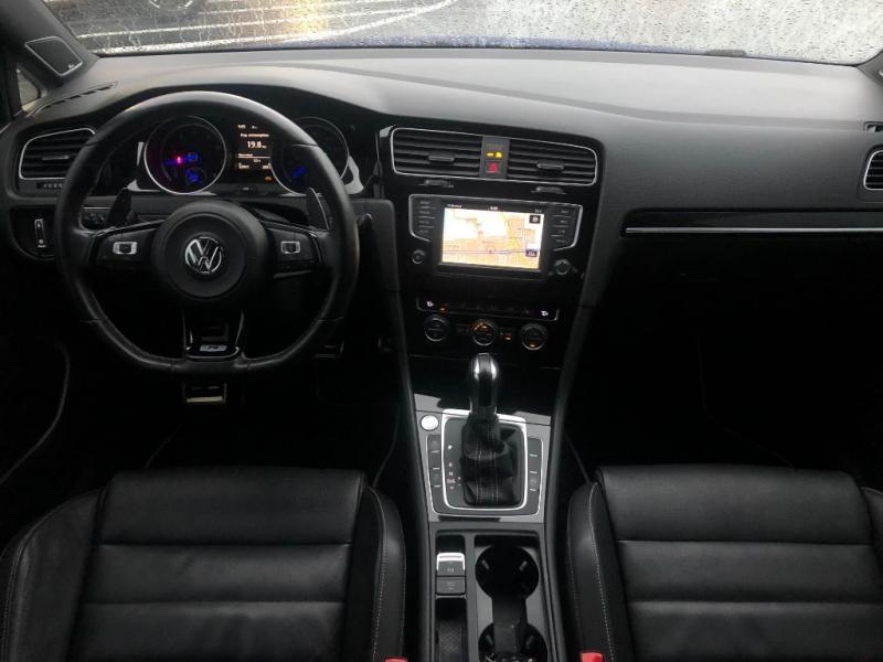 Volkswagen Golf R DCC & NAV 2016 price $31,950