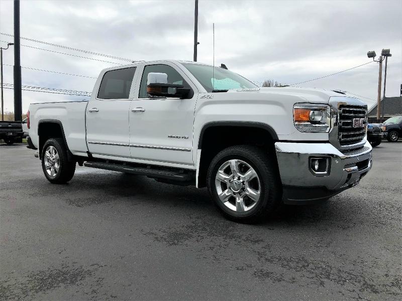 GMC Sierra 2500HD 2018 price $55,950