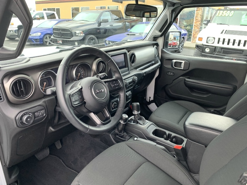 Jeep Wrangler Unlimited 2019 price $35,750