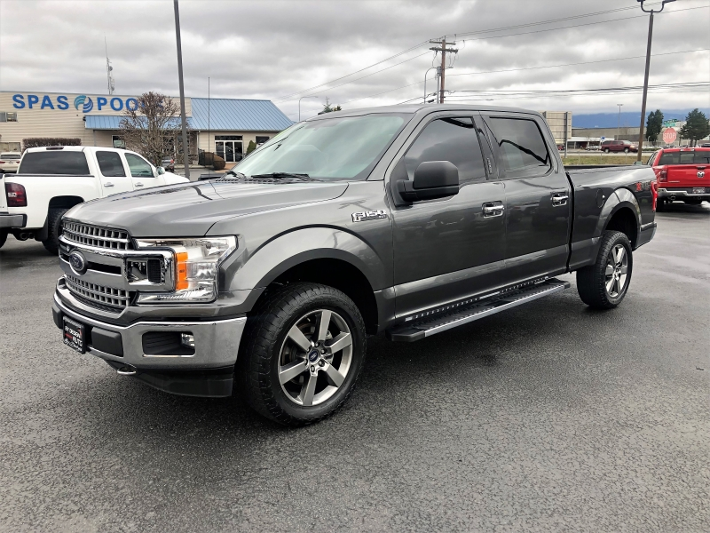 Ford F-150 2018 price $30,950