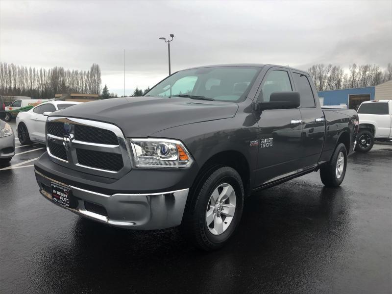 RAM 1500 2018 price $25,950