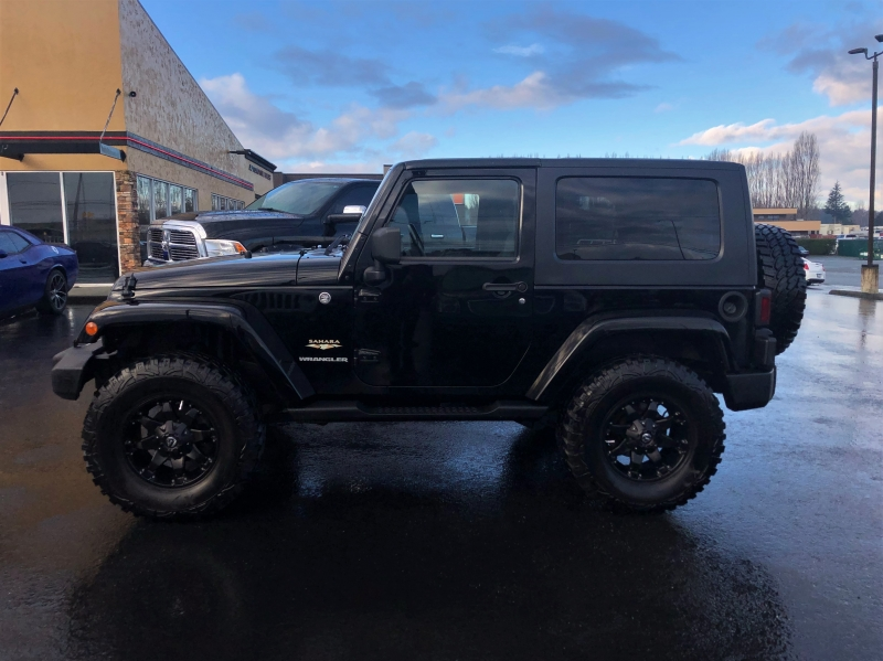Jeep Wrangler 2007 price $17,950