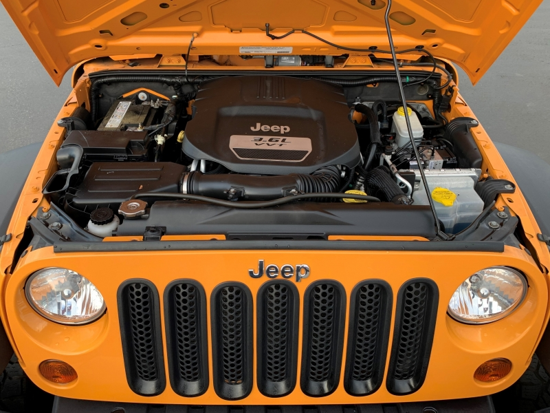 Jeep Wrangler 2012 price $17,950