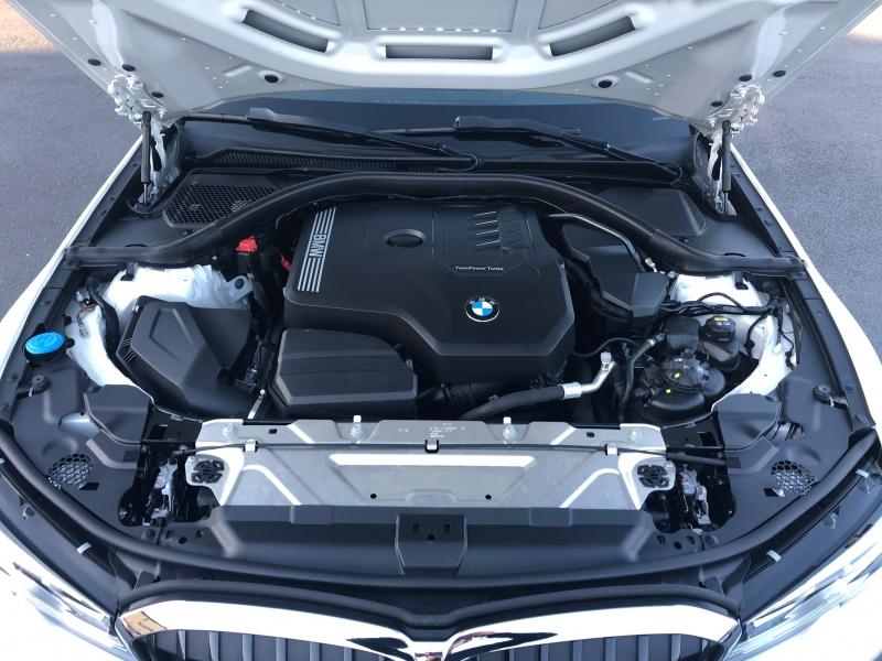 BMW 3-Series 2019 price $35,950