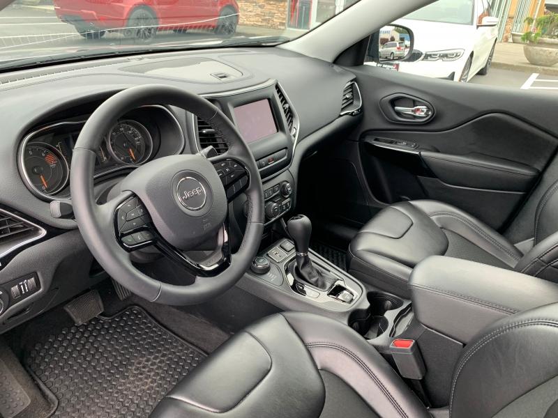 Jeep Cherokee 2019 price $22,770
