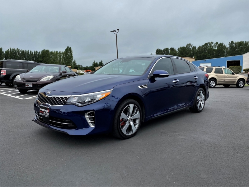 Kia Optima 2017 price $20,950