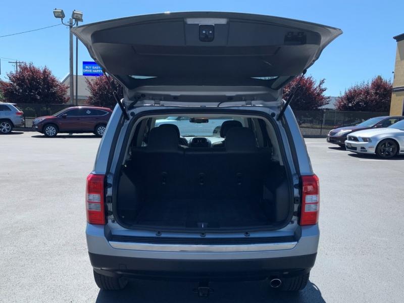 Jeep Patriot 2017 price $18,950