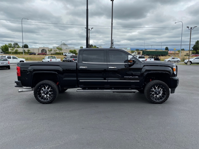 GMC Sierra 3500HD 2015 price $53,950