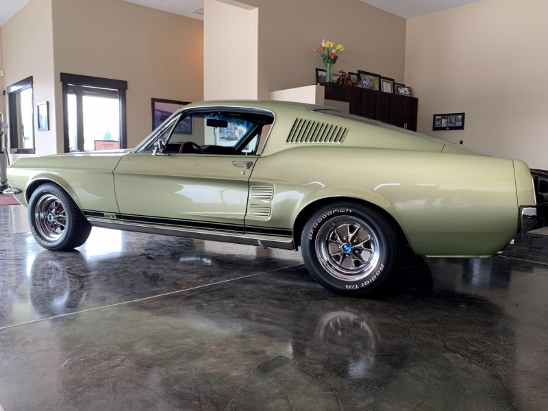 Ford Mustang GT Fastback S-Code 1967 price $87,500