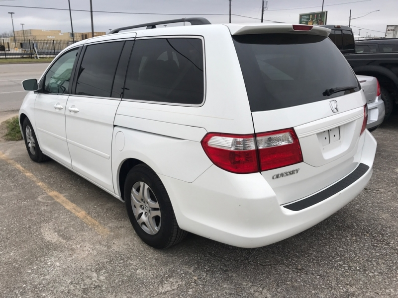 Honda Odyssey 2007 price $6,950