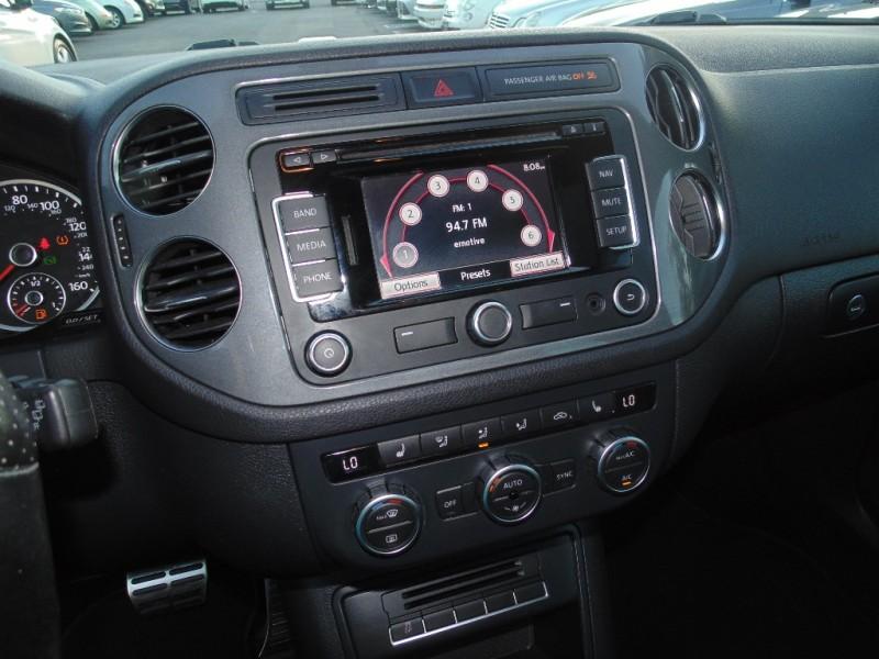 Volkswagen Tiguan 2014 price $12,950