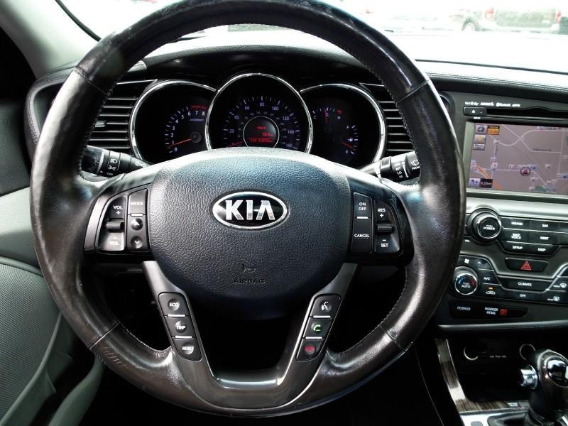 Kia Optima EX 2013 price $9,875