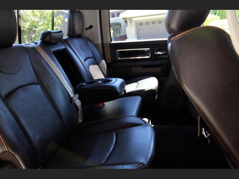 RAM 1500 Laramie Longhorn Crew Cab 2011 price $17,995