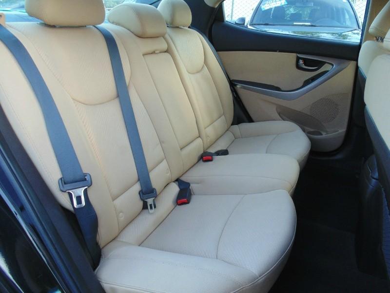 Hyundai Elantra GLS 2012 price $6,750