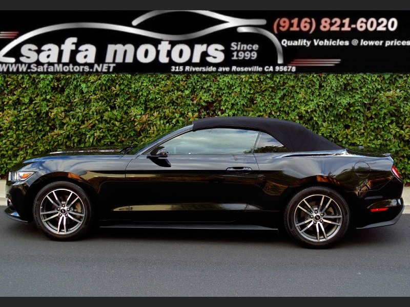 Ford Mustang 2016 price $16,750