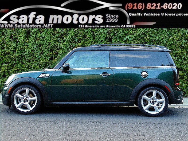 Mini Cooper Clubman 2009 price $6,750