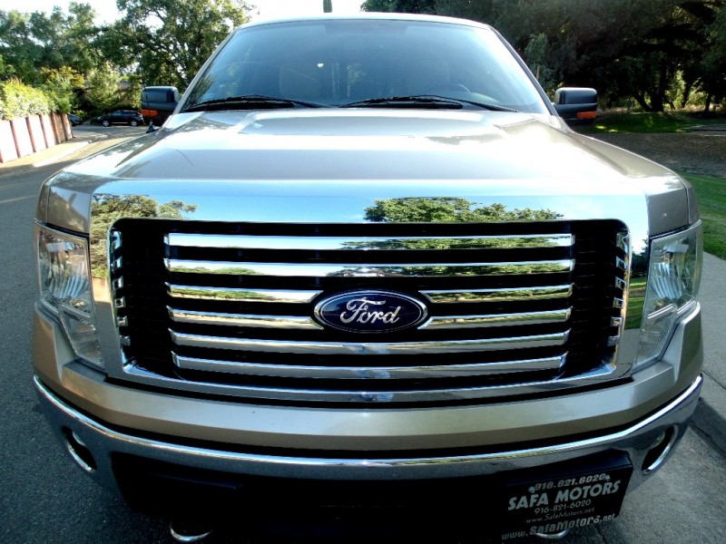 Ford f-150 4WD SuperCrew XLT 2012 price $12,995