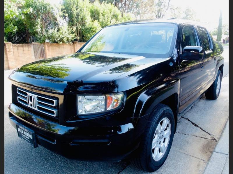 Honda Ridgeline 2007 price $9,995