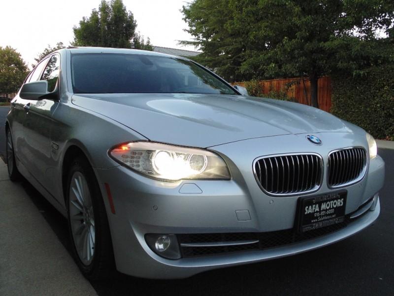 BMW 5-Series 2012 price $10,995