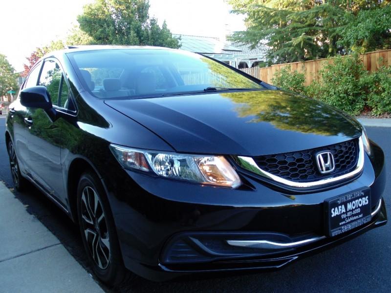 Honda Civic EX Sdn 2013 price $9,995