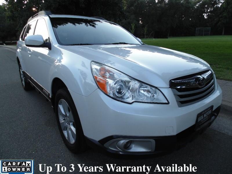 Subaru Outback 2011 price $7,495