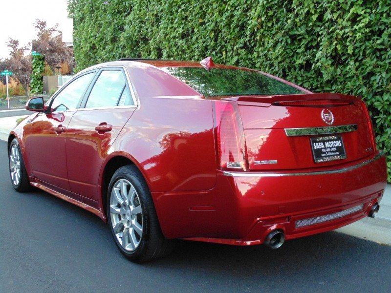 Cadillac CTS 2009 price $7,750